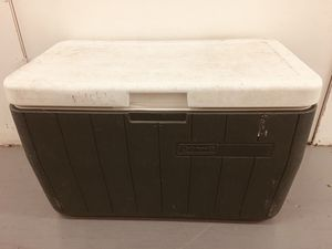 Coleman cooler for Sale in San Diego, CA