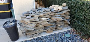 Flagstone and River Rock for Sale in Calabasas, CA