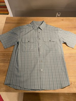 Size L short sleeve button down for Sale in Palm Harbor, FL