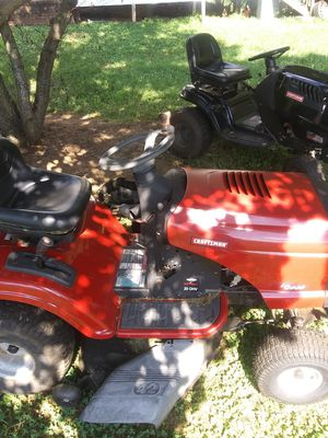 Craftsman lt2000 with bagger $600 obo for Sale in Reidsville, NC