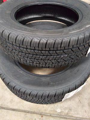 195/65R15 trailer tires for Sale in Phoenix, AZ