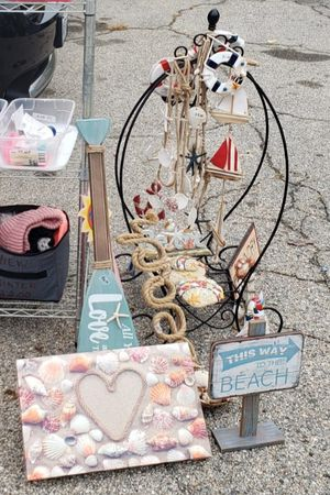 BEACH THEME DECORATIONS for Sale in Woonsocket, RI