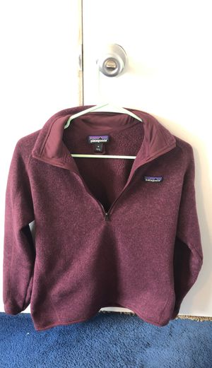 Maroon Patagonia Jacket for Sale in Madison Heights, MI