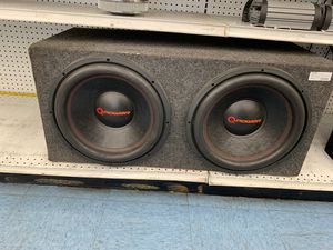 QPOWER SUBWOOFER for Sale in Tampa, FL
