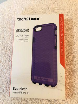 Tech 21 iPhone 6 case for Sale in DEVORE HGHTS, CA