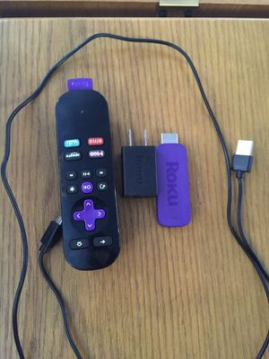 Roku streaming stick for Sale in Suitland-Silver Hill, MD