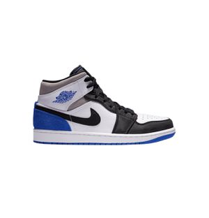 Air Jordan 1 mid Royal black toe size 9.5/10/size /10.5/11/11.5 for Sale in Los Angeles, CA