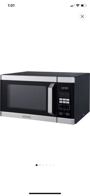 Black and decker microwave for Sale in Modesto, CA