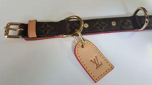 Louis Vuitton Dog Collar for Sale in Atlanta, GA