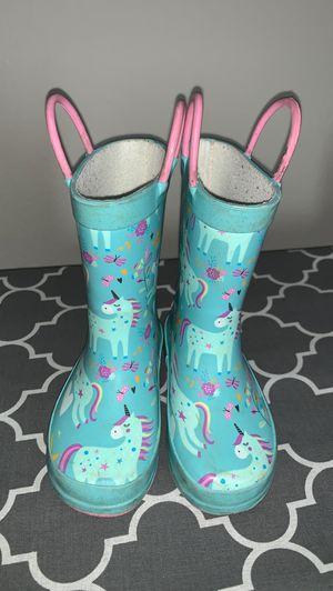 Kids rain boots for Sale in Dallas, TX