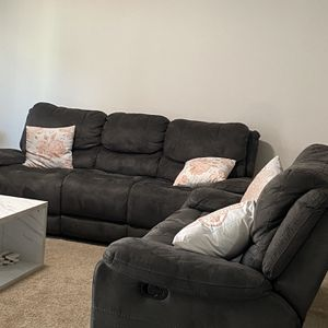 Three Piece Couch / Recliner for Sale in Newberg, OR