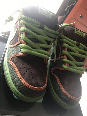 Nike Dunk SB De La Soul 10.5 men's for Sale in Ashburn, VA