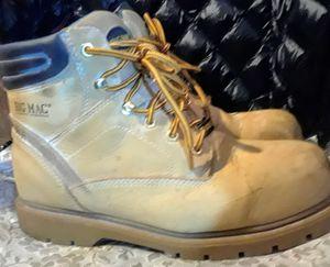 Big Mac Steel-toed Waterproof Work Boots for Sale in Aurora, CO