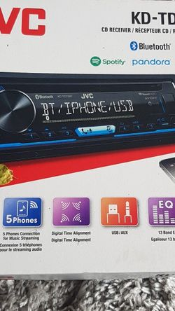 JVC Bluetooth Car Stereo for Sale in Dublin,  CA
