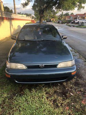 1994 Toyota Corolla for Sale in Hialeah, FL