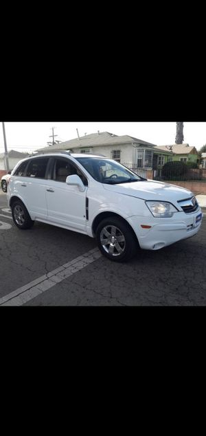 saturn VUE XR año2008 titulo salvage for Sale in Los Angeles, CA