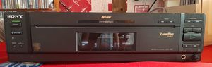 Sony AV Laser LaserDisc Player for Sale in Auburndale, FL