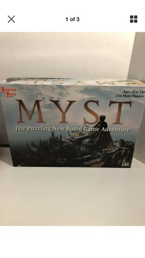 Myst puzzle game for Sale in Winchester, CA