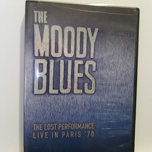 The Moody Buse The Last Performance: Live In Paris '70 DVD Like New for Sale in Ontario, CA