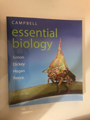Essential Biology 6th edition for Sale in Hesperia, CA