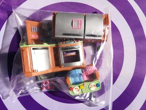 Fisher Price doll house people and furniture for Sale in Newton, KS