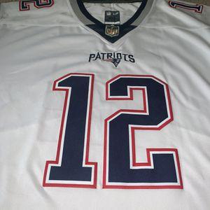 Patriots Jersey Tom Brady XXL for Sale in Anaheim, CA