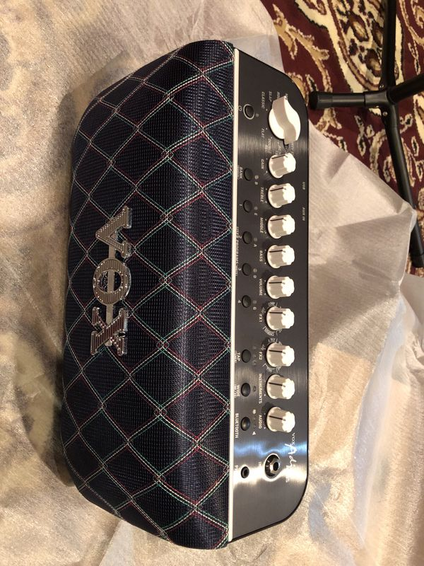 Vox adio air bs bass modeling combo