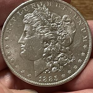 1885 O Morgan Silver Dollar Very Beautiful. for Sale in Atwater, CA