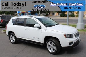 2016 Jeep Compass for Sale in Vacaville, CA