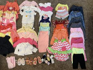 Baby girl clothes 3-6 months for Sale in West Jordan, UT