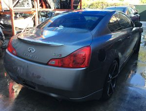 2009 2010 2011 2012 2013 2014 2015 2016 INFINITI G37 Q60 COUPE 2 DOOR PART PART OUT FOR SALE! INTERIOR, EXTERIOR, ENGINE, TRANSMISSION, & SUSPENSION for Sale in Fort Lauderdale, FL