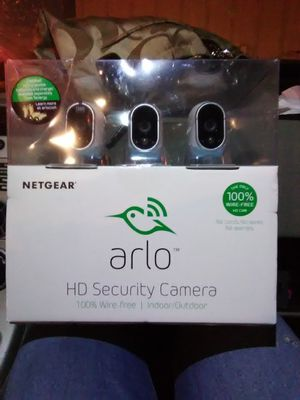 Arlo security system for Sale in Saint Cloud, MN