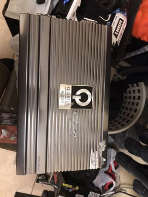 Quantum audio amp for Sale in Auburndale, FL