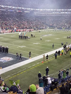 Seahawks vs Saints for Sale in SeaTac, WA
