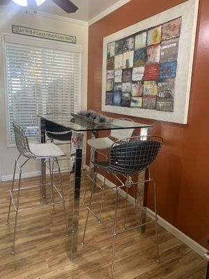 Dining Table with barstools for Sale in San Jose, CA