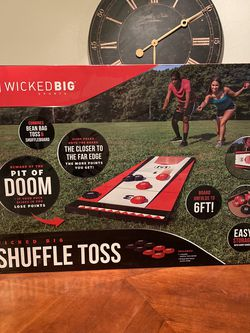 *Brand New* Wicked BIG - Shuffle Toss Set for Sale in Killeen,  TX