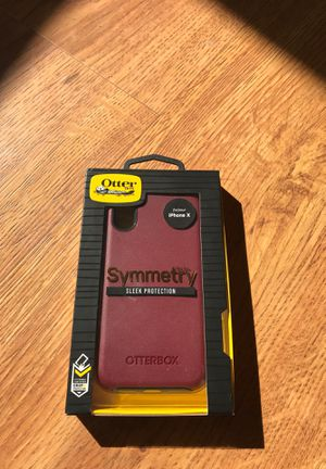 iPhone X Case Otterbox for Sale in Imperial Beach, CA