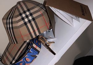Burberry London Icon Stripe Hat for Sale in Sierra Madre, CA