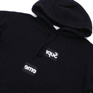 Supreme CDG split box logo hoodie for Sale in Los Angeles, CA