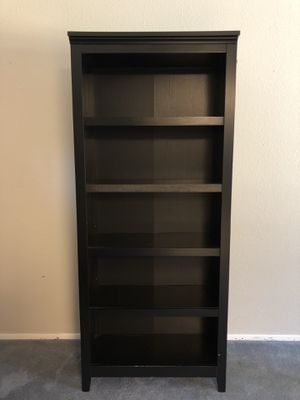 Black Shelves & Mirror for Sale in Puyallup, WA