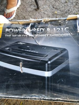 Power shredder $50 for Sale in Brownsville, TX