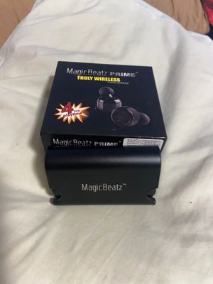 Magic Beatz Prime wireless ear buds for Sale in Holiday, FL