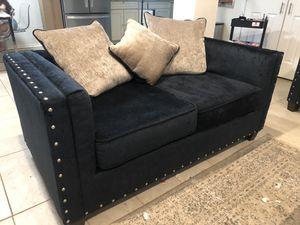 Used 2 piece love sofa for Sale in Lanham, MD