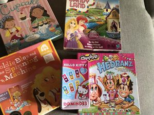 Games for kids excellent condition for Sale in Tampa, FL