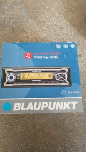 Blaupunkt MP35 car radio for Sale in Westbury, NY