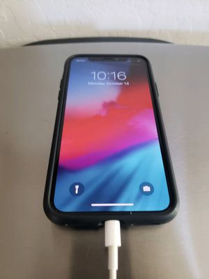 iPhone X 64GB for Sale in Laveen Village, AZ