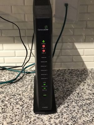 Century link WiFi Modem/Router for Sale in Gilbert, AZ