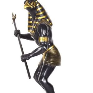 Egyptian God Horus Statue Deity Falcon Figurine for Sale in Vernon, CA