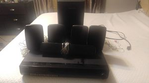 Samsung surround sound and DVD player for Sale in Greer, SC
