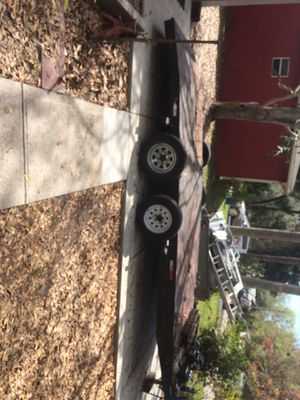 Car trailer for Sale in St. Petersburg, FL